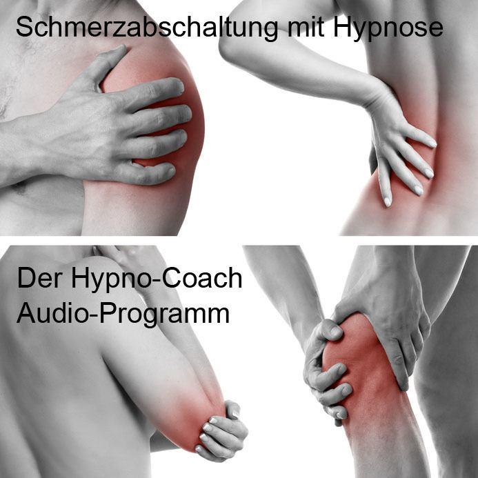 Schmerzabschaltung Hypnose
